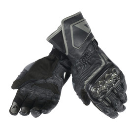 CARBON D1 LONG GLOVES BLACK/BLACK/BLACK- Cuir