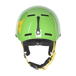 B-ROCKS HELMET EDEN-GREEN/LEMON-CHROME- Helmets