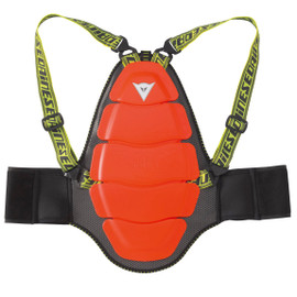 KID BACK PROTECTOR EVO 03 RED- Back