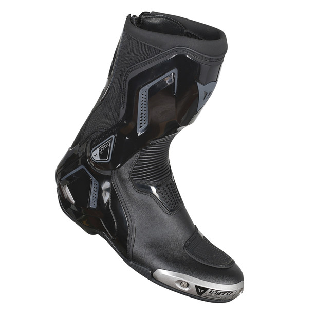 TORQUE D1 OUT BOOTS BLACK/ANTHRACITE- Leder