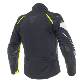RAIN MASTER D-DRY JACKET BLACK/GLACIER-GRAY/FLUO-YELLOW- D-Dry®