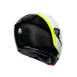 SPORTMODULAR MULTI ECE DOT - RAY CARBON/WHITE/YELLOW FLUO - undefined