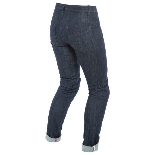 ALBA SLIM LADY JEANS  DARK-DENIM- Pantalons