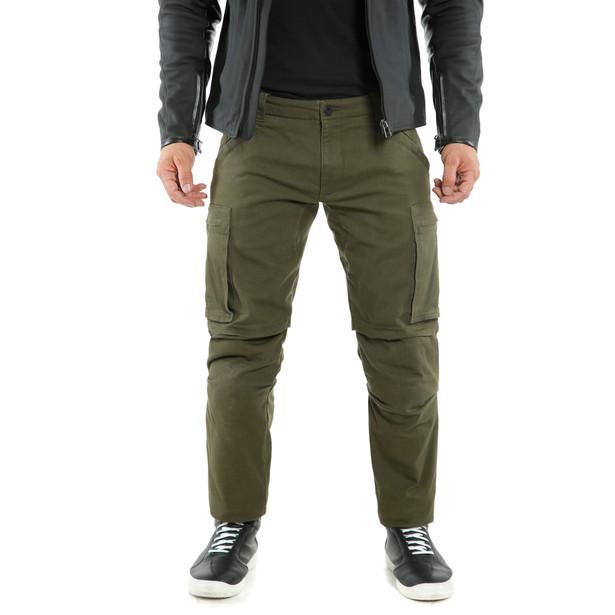 COMBAT TEX PANTS OLIVE- Pants