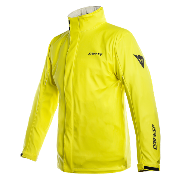 STORM LADY JACKET FLUO-YELLOW- RainWear