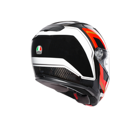 SPORTMODULAR MULTI E2205 - SHARP CARBON/RED/WHITE - Modulare