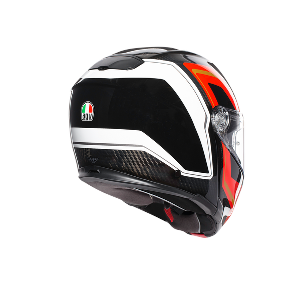 SPORTMODULAR MULTI E2205 - SHARP CARBON/RED/WHITE - undefined