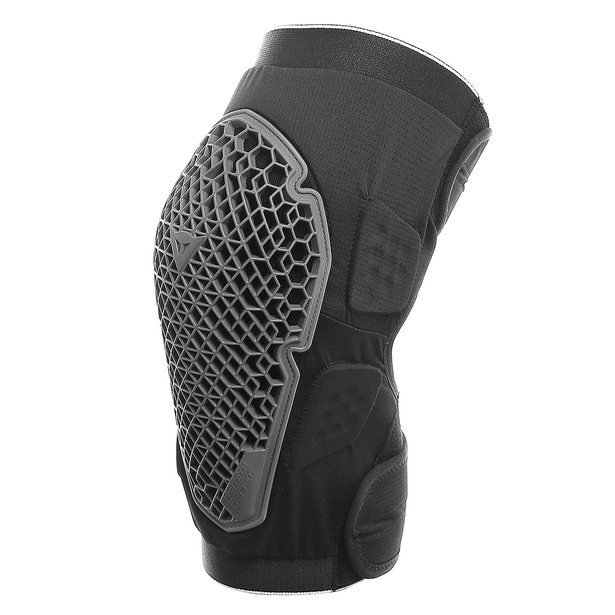 PRO ARMOR KNEE GUARD BLACK/WHITE- Genoux