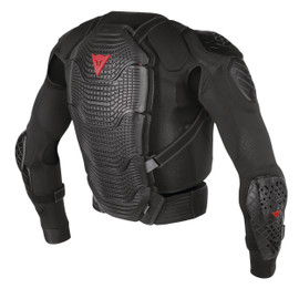 ARMOFORM MANIS SAFETY JACKET BLACK- Dos