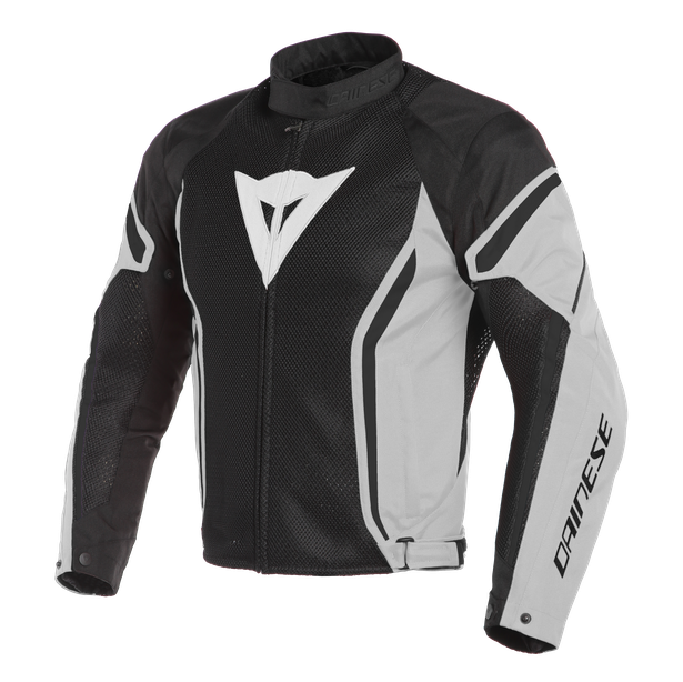 AIR CRONO 2 TEX JACKET BLACK/GLACIER-GRAY/BLACK- Textile