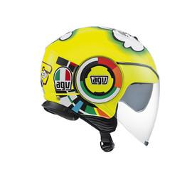 FLUID E2205 TOP - MISANO 2011 - Valentino Rossi Helmets