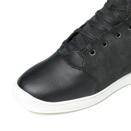 YORK D-WP SHOES DARK-CARBON/RED- D-WP®