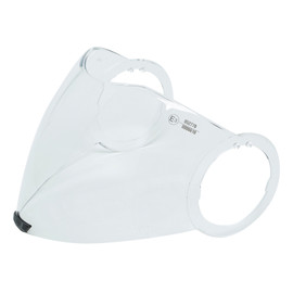 Visor CITY 18-1 CLEAR - Accessori