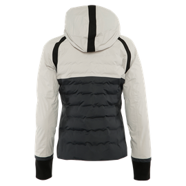AWA BLACK JACKET WOMAN CHATEAU-GRAY/CHATEAU-GRAY- Women Winter Downjackets