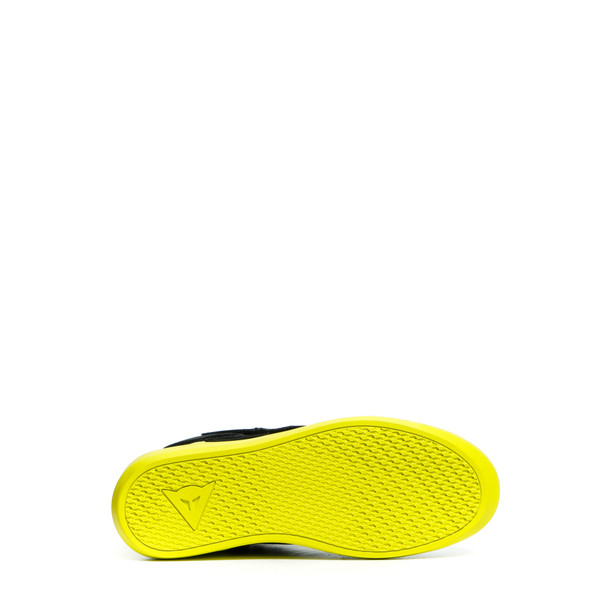DOVER GORE-TEX SHOES BLACK/FLUO-YELLOW- Shoes