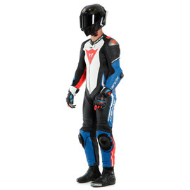 LAGUNA SECA 4 1PC PERF. LEATHER SUIT - Professionnelles