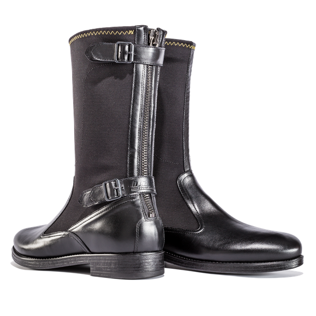 STONE72 BOOTS BLACK- Stiefel