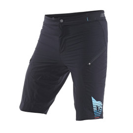 FLOW TECH SHORT KALEIDOSCOPE/CYAN- Pants