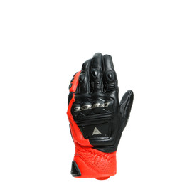 4-STROKE 2 GLOVES BLACK/FLUO-RED- Gloves