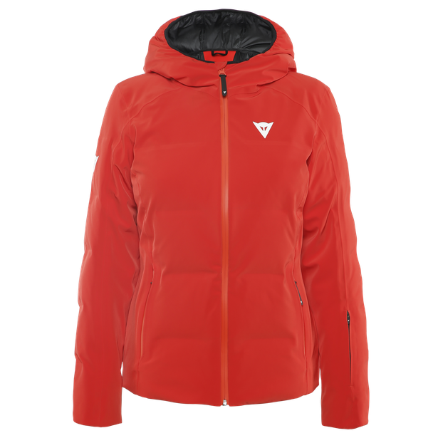 SKI DOWNJACKET WOMAN 2.0 HIGH-RISK-RED- Jacken