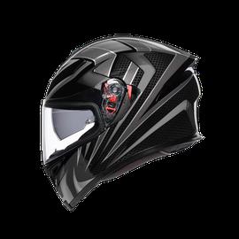 K5 S E2205 MULTI - HURRICANE 2.0 BLACK/SILVER - Integrale