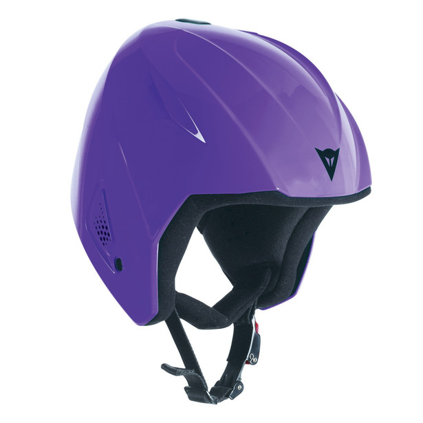 SNOW TEAM JR EVO HELMET - KID DEEP-LAVENDER- Helmets