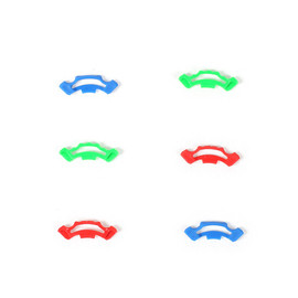 CLICK PER MECCANISMO VISIERA (VISIERA GT2/GT2-1)  - Accessori