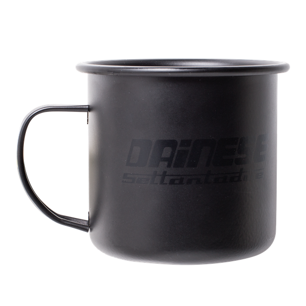 SETTANTADUE COFFEE MUG BLACK- Dainese72