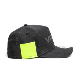 DAINESE VR46 9FORTY CAP BLACK/FLUO-YELLOW- VR46