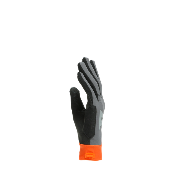 HG CADDO GLOVES ORANGE/DARK-GRAY- Guanti