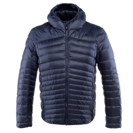 PACKABLE DOWNJACKET MAN BLACK-IRIS