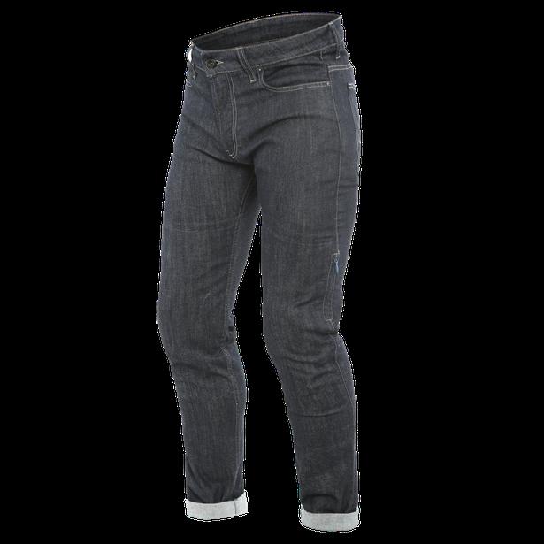 DENIM SLIM TEX PANTS BLUE- Pants