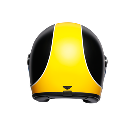 X3000 MULTI E2205 - SUPER AGV MATT BLACK/YELLOW - Promotions