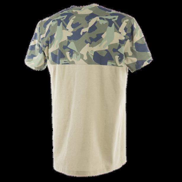 CAMO-TRACKS  T-SHIRT CAMO/CAMEL- T-Shirts