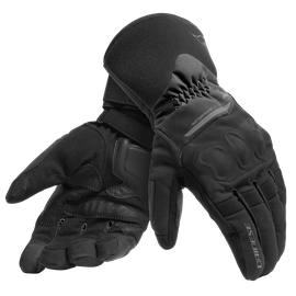 X-TOURER D-DRY GLOVES BLACK/BLACK