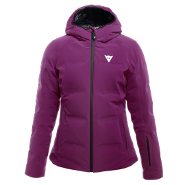 SKI DOWNJACKET WOMAN 2.0 DARK-PURPLE- Jackets
