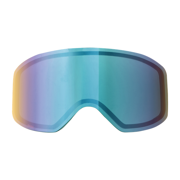 HP HO LENS - CYLINDRICAL BLUE-MIRROR- Goggles