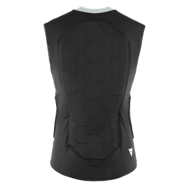 FLEXAGON WAISTCOAT WOMAN PURITAN-GRAY/STRETCH-LIMO