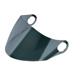 Visor CITY 18-2 IRIDIUM SILVER - Accessories