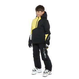 HP FLAKE RIBBO KID BLACK-TAPS/VIBRANT-YELLOW- Kids