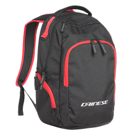 D-QUAD BACKPACK BLACK/RED