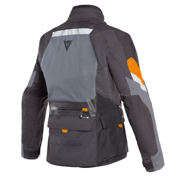 GRAN TURISMO GORE-TEX® JACKET BLACK/ORANGE/EBONY- Giacche