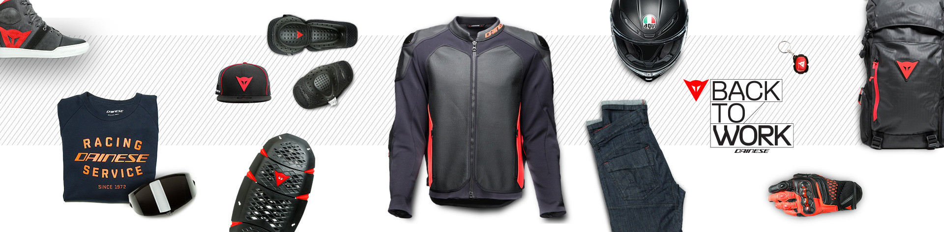 Dainese Motorbike Back to work Sport