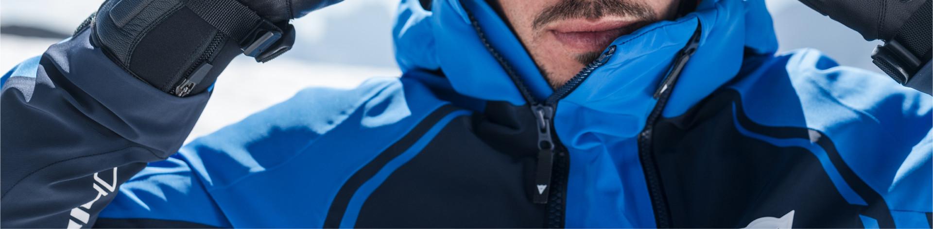 Dainese Winter Sports mountain lifestyle jackets