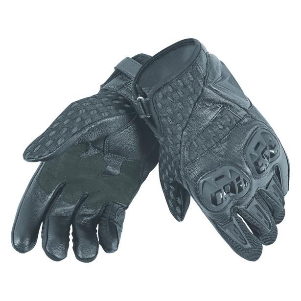 AIR HERO BLACK/BLACK- Textil