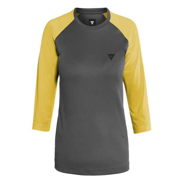 HG BONDI 3/4 WMN DARK-GRAY/YELLOW- New arrivals