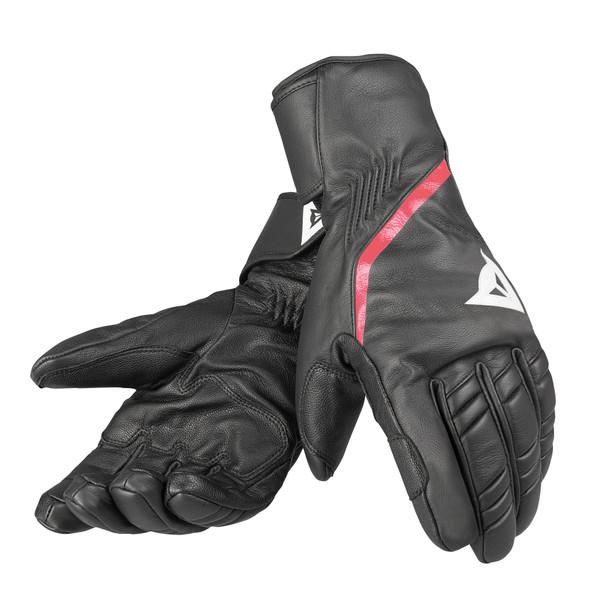SPEEDCARVE 13 GLOVE BLACK/WHITE/FIRE-RED- Handschuhe