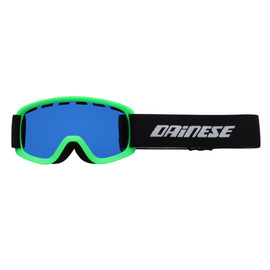 OPTI JR GOGGLES GREEN/BLACK/BLUE-STEEL- Goggles