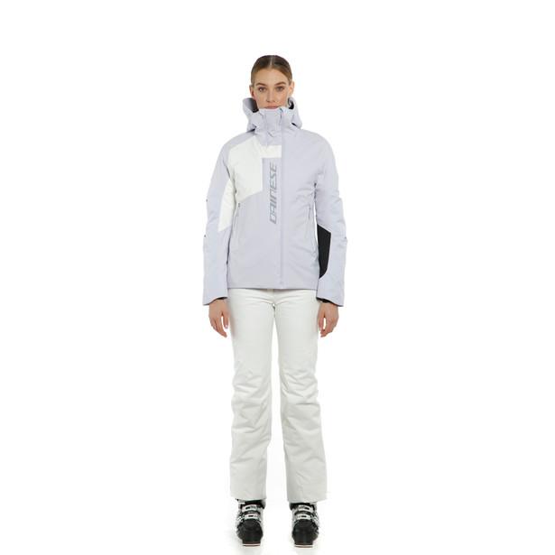 HP GRAUPEL WMN PURPLE-HEATHER/STAR-WHITE/BLACK-TAPS- Women Winter Jackets