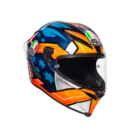 CORSA R E2205 REPLICA - MILLER 2018 - Full-face